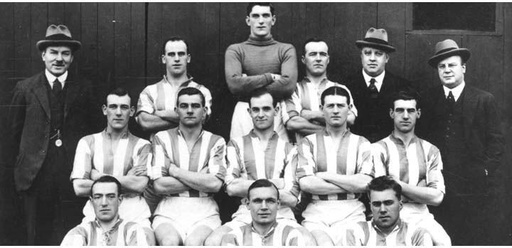 Leeds United 1923-24 Winners