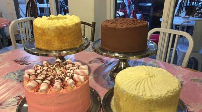 The Cake'ole Skipton afternoon tea