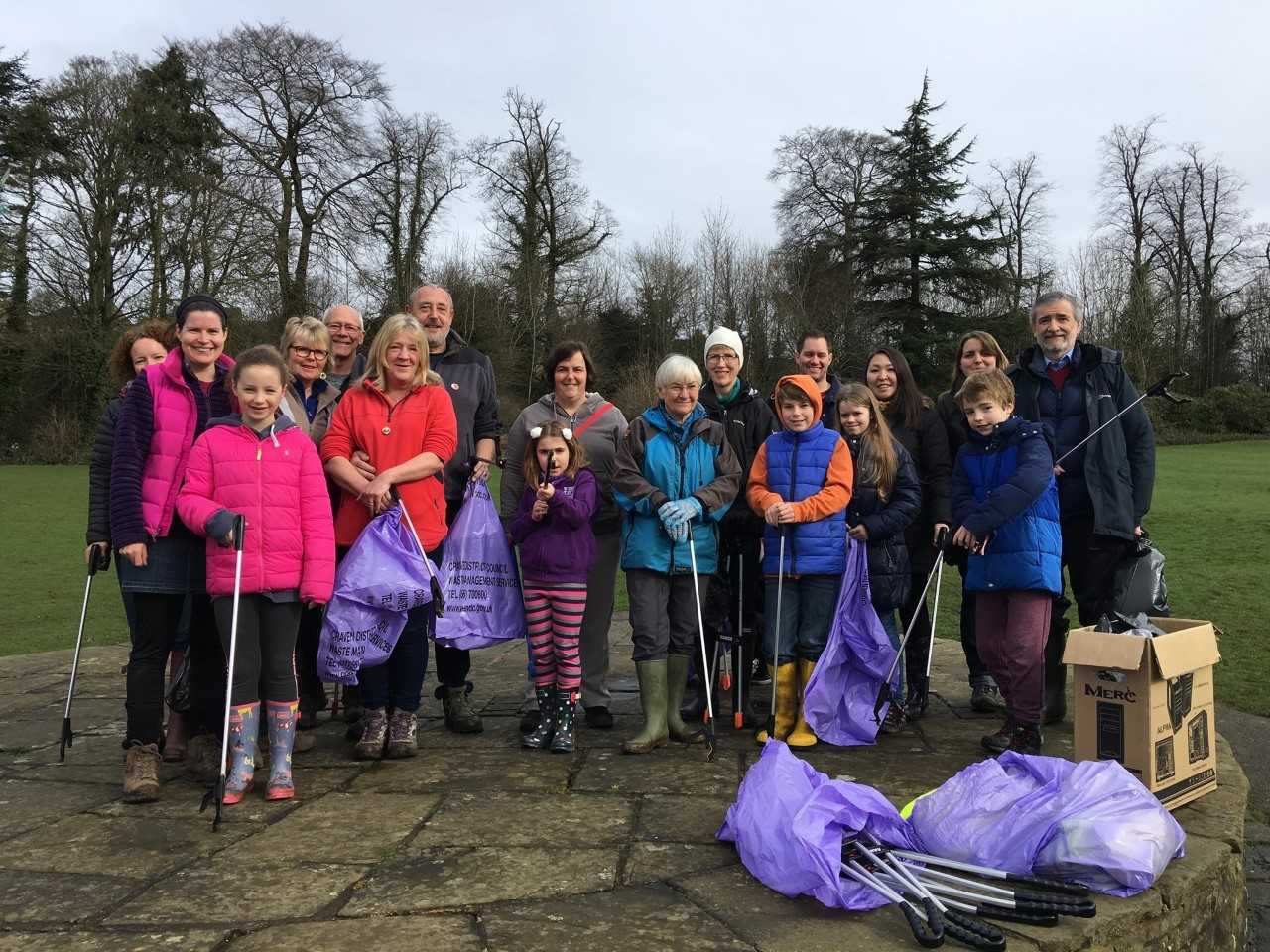 Join the Great Craven Spring Clean