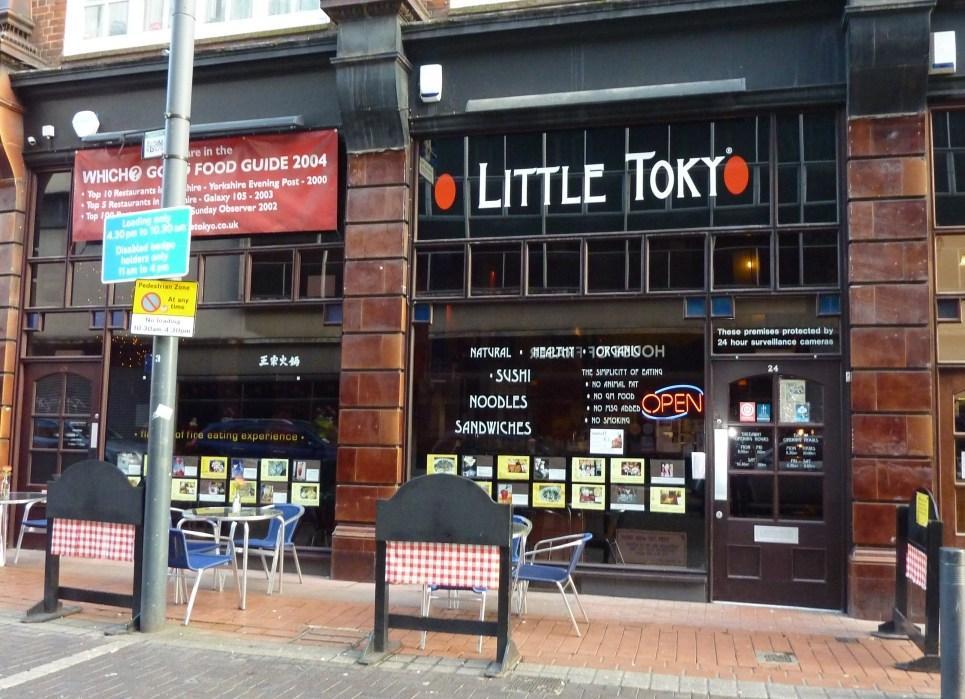 Little Tokyo in Leeds