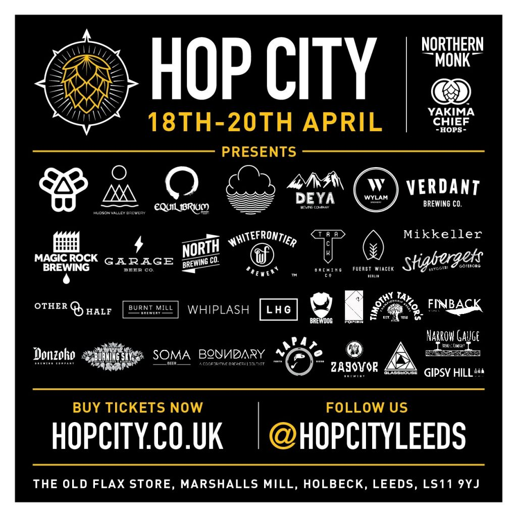 Hop City Leeds