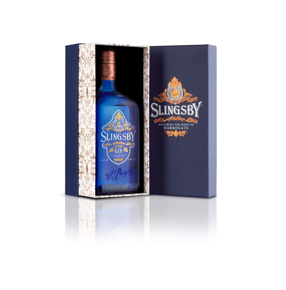 slingsby yorkshire gin