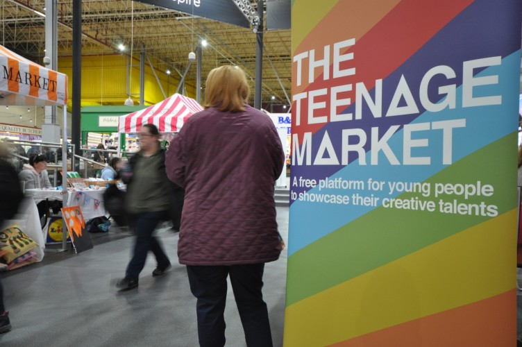leeds teenage market