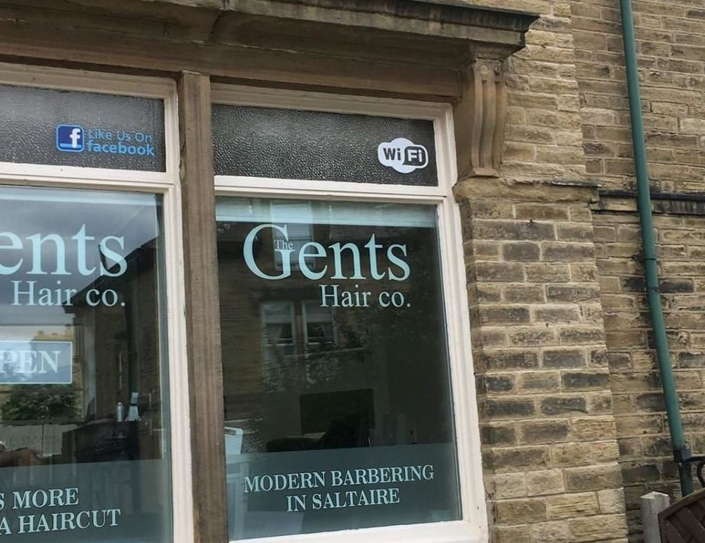 Gents Barbers in Saltaire Bradford