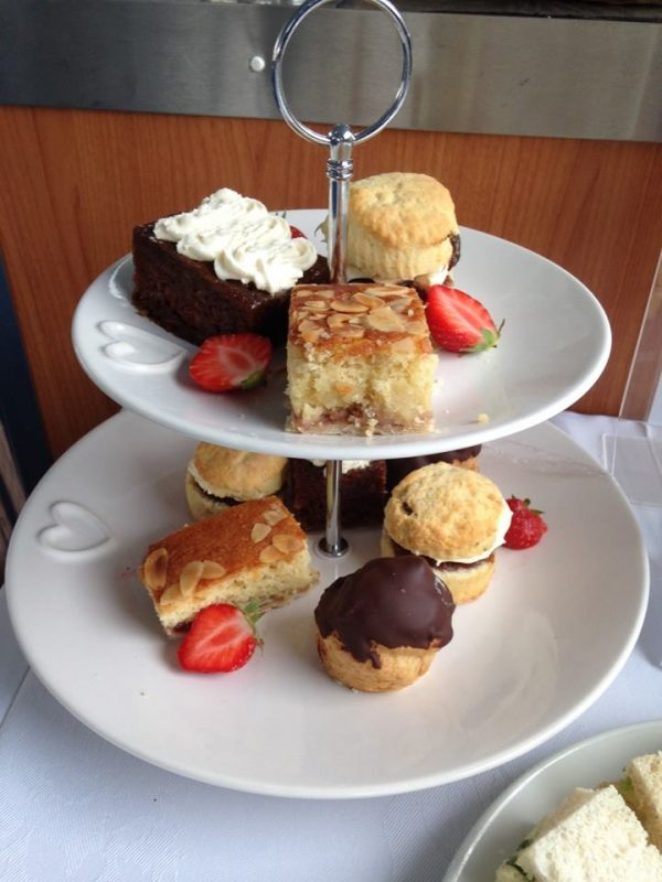 Tea and Cakes at Afternoon TEa