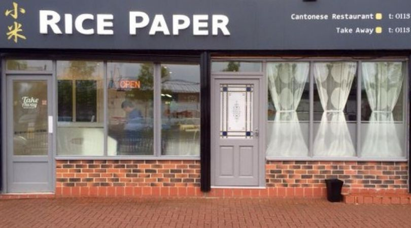 Rice Paper Cantonese Restaurant in LS15
