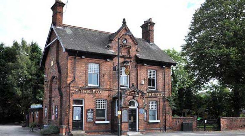 The Fox Pub in York