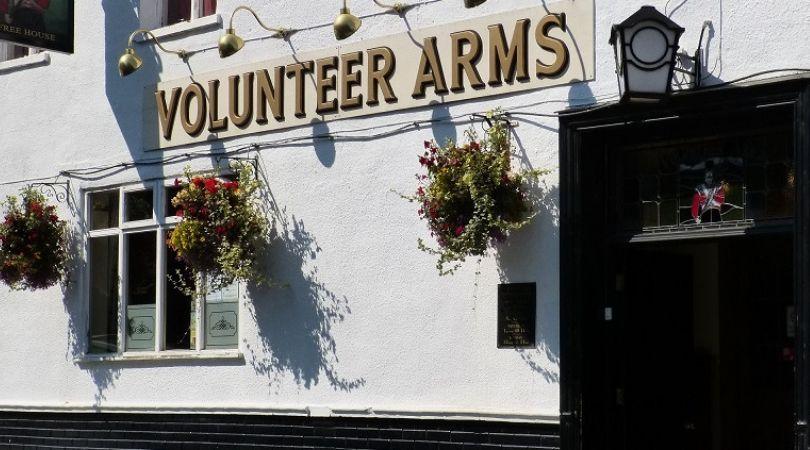 Volunteer Arms Pub York
