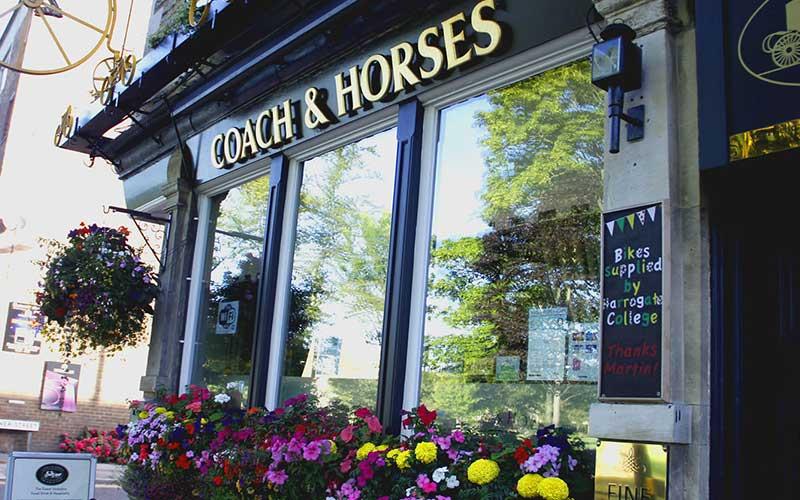 Coach & Horses Pub in Harrogate