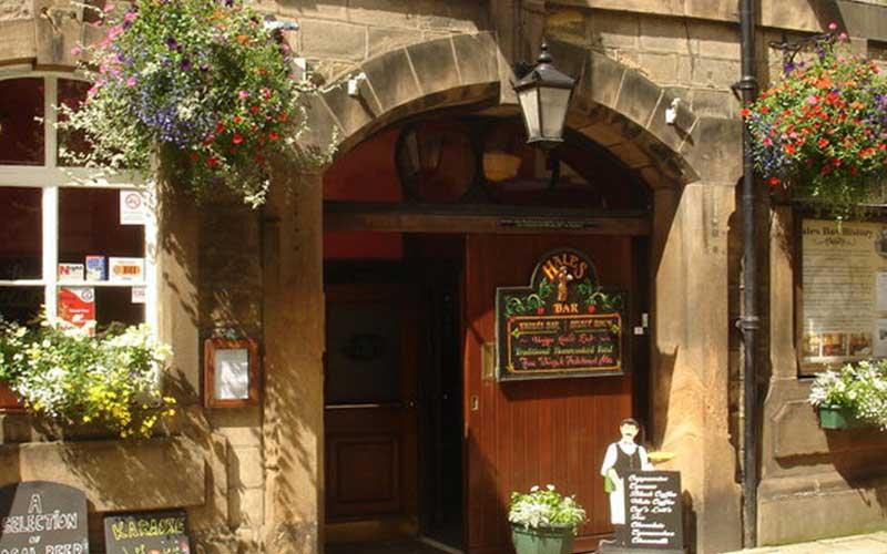 Hales Bar in Harrogate