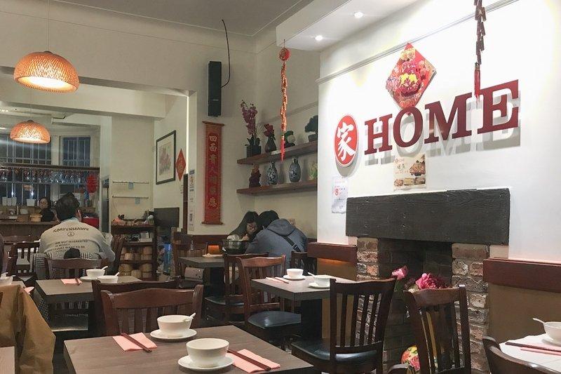 Home Chinese Restaurants