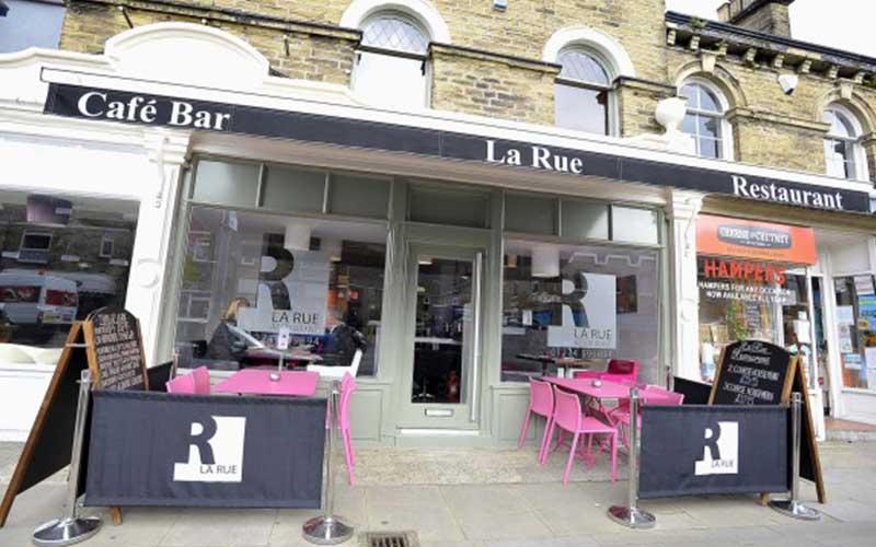 La Rue, Restaurant in Saltaire