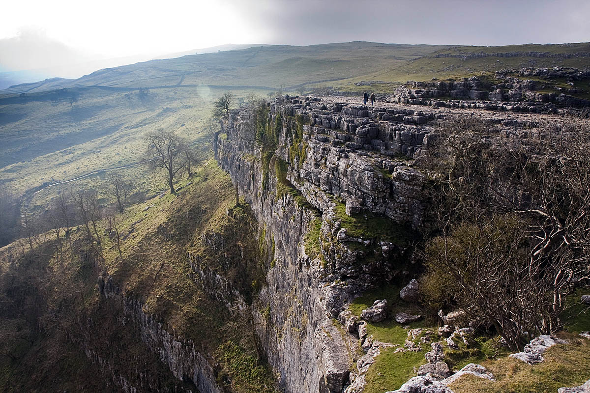 Malham Cove. Photo: Bob Smith/grough