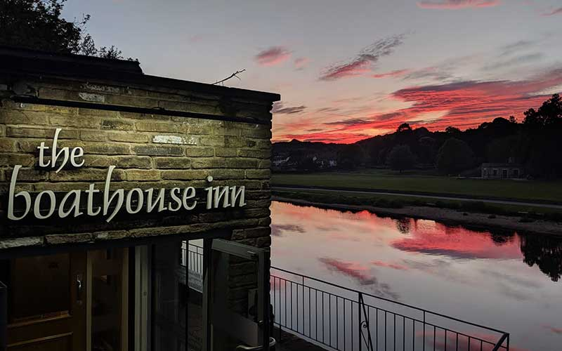 The Boathouse, Saltaire Restaurant
