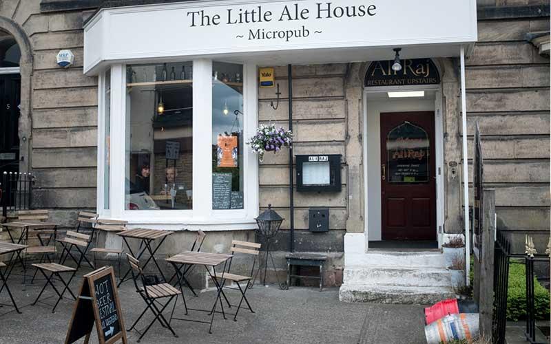The Little Ale House in Harrogate