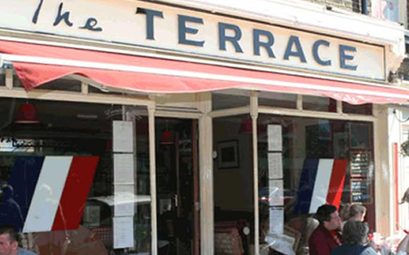 The Terrace, Saltaire Restaurant