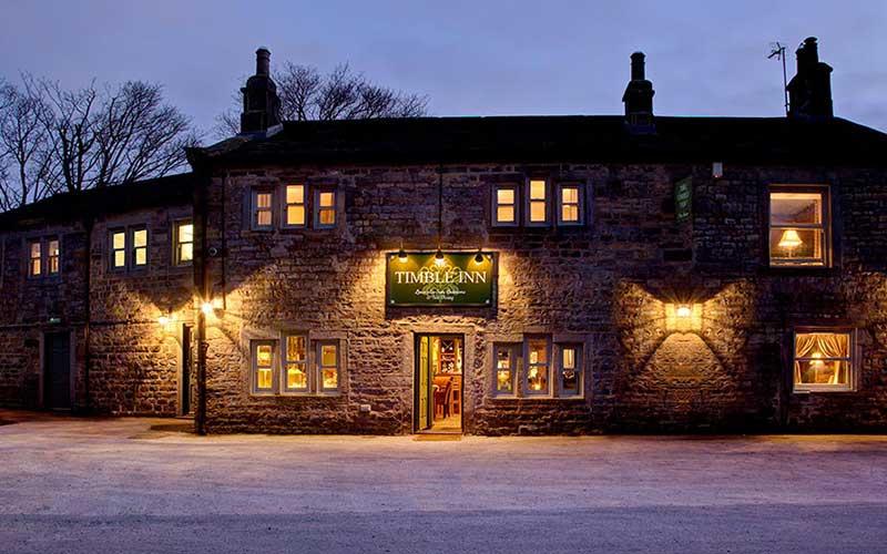 The Timble Pub in Harrogate