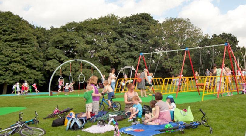 roundhay park leeds