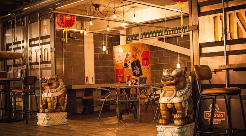 Mans Market - Stylish Chinese Restaurants in Leeds