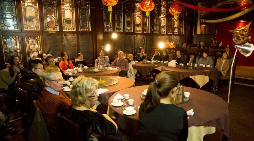 Oriental City Chinese Restaurant in Leeds