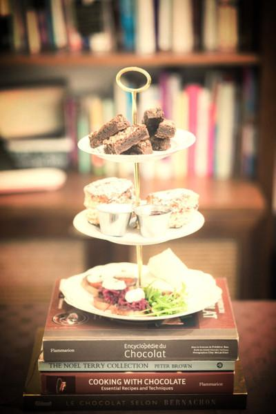 Afternoon tea at York Cocoa House
