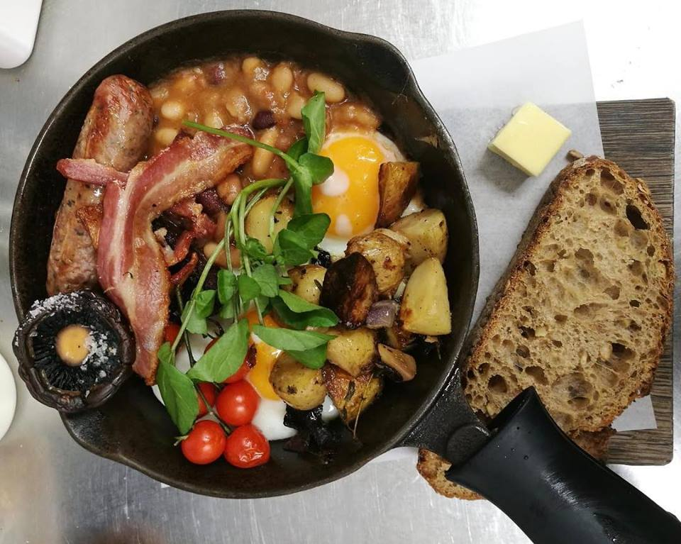 Partisan - best cafes in york
