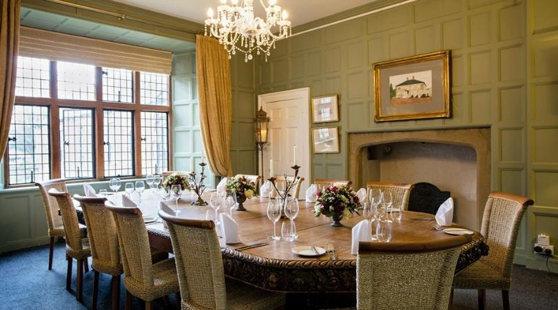 Grays Court - boutique hotels in york