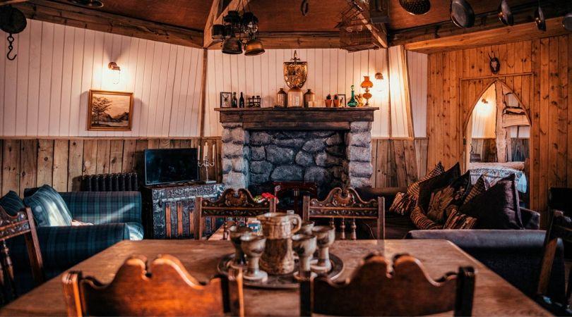 Hagrids Hut - Saltbure