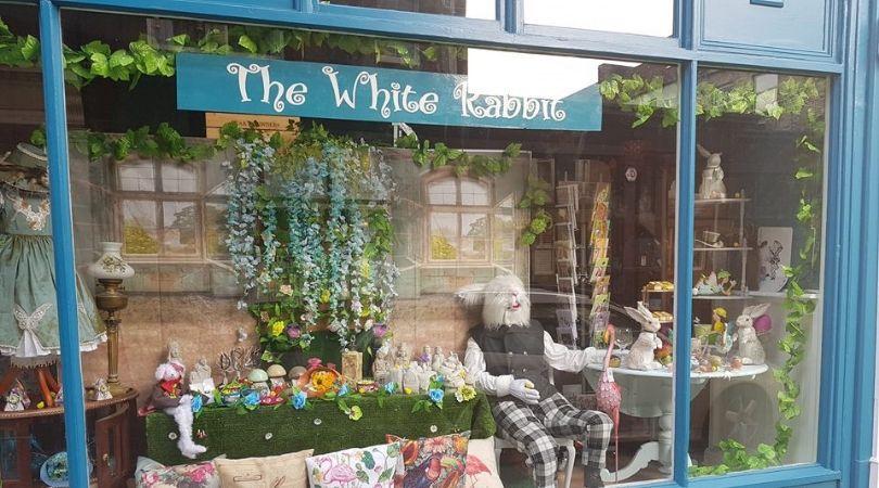 The white rabbit whitby