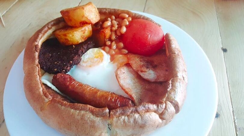 yorkshire pudding breakfast
