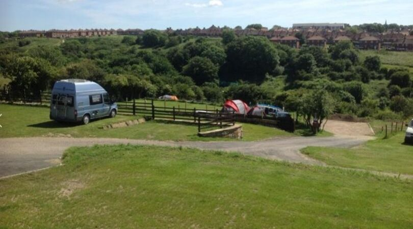 whitby campsites