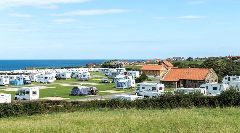campsites in whitby