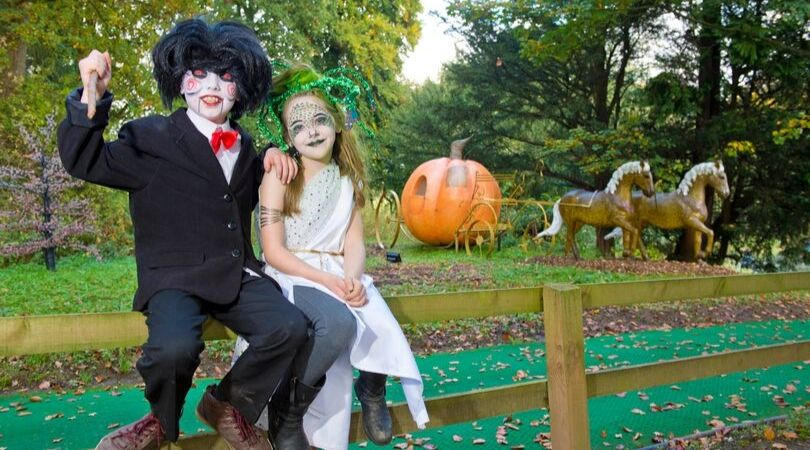 Halloween at Stockeld Park