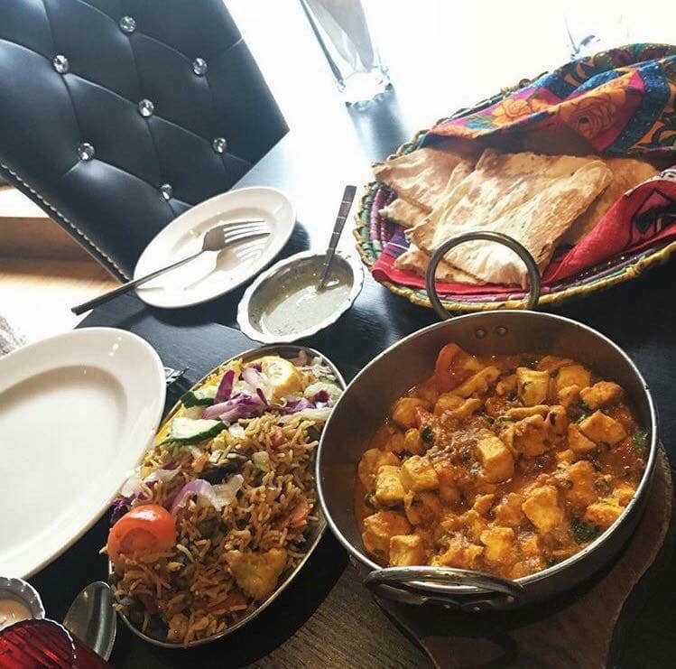 indian restaurant in keighley