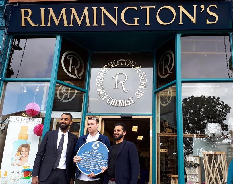Rimmingtons Bradford Shop