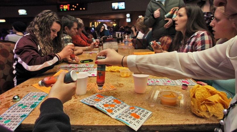 bingo in leeds