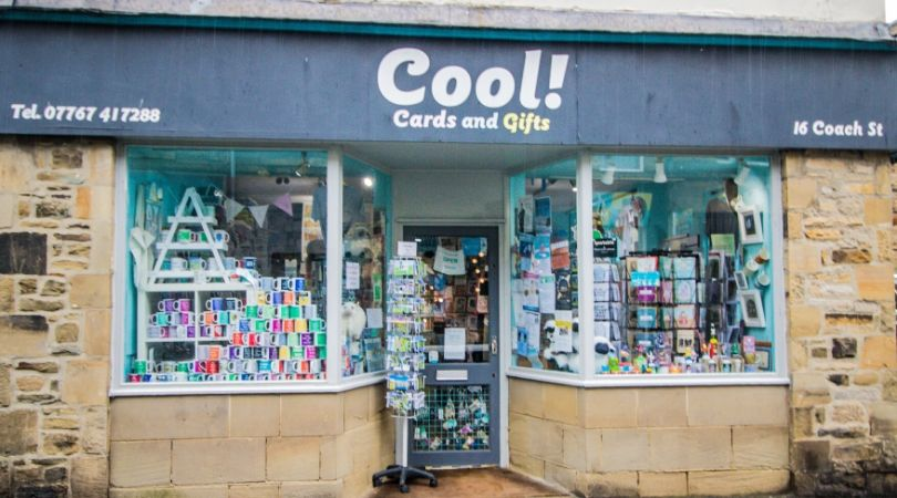 card shop in skipton