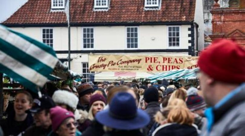 beverley christmas market