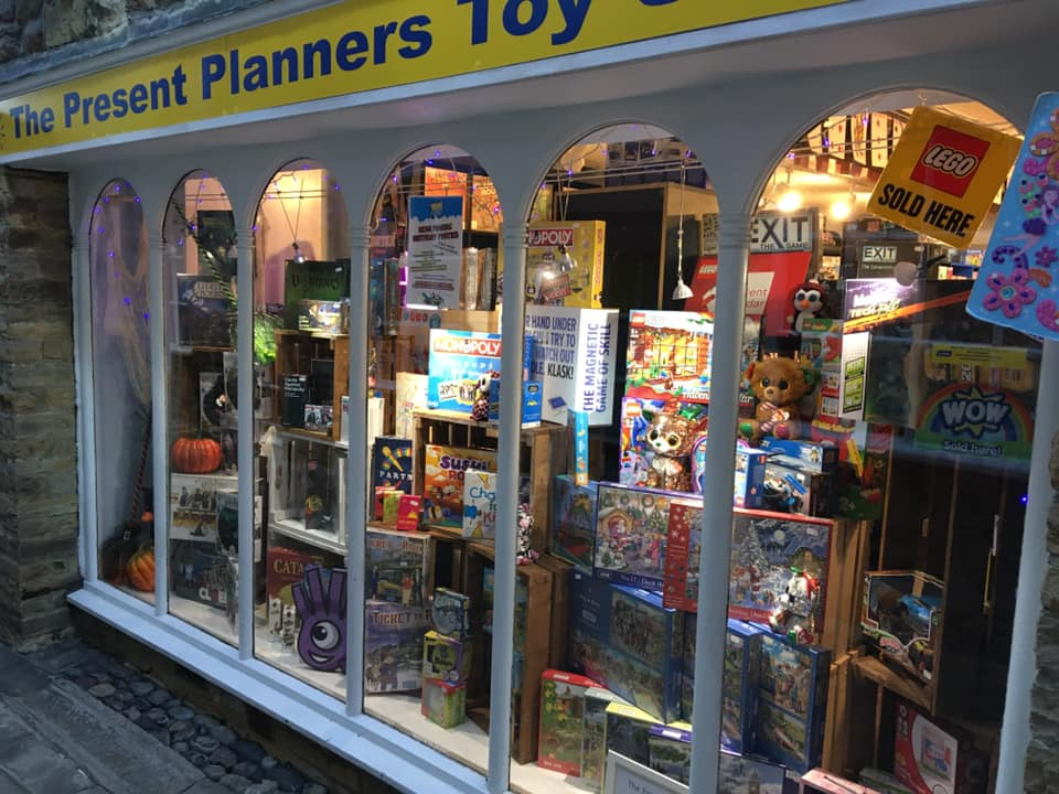 toy shop in skipton