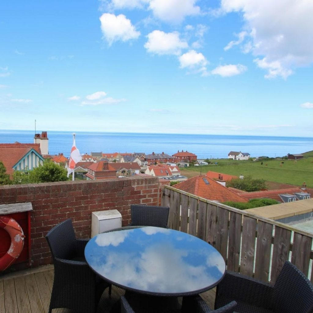 yorkshire coast holiday cottages with sea views