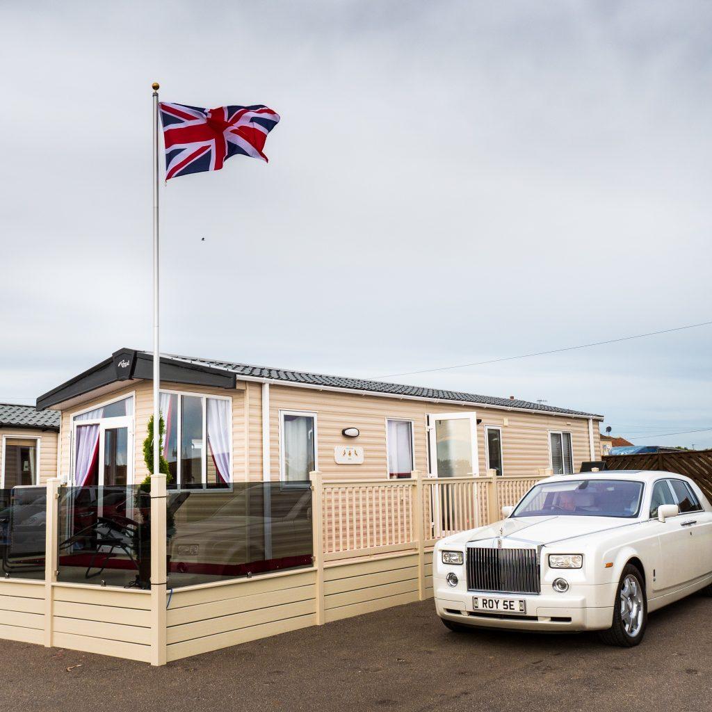 the royal caravan