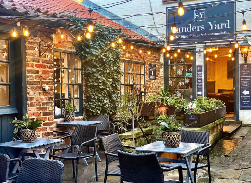 cafes in whitby