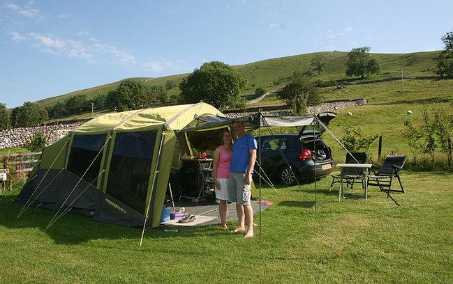 campsites near malham cove