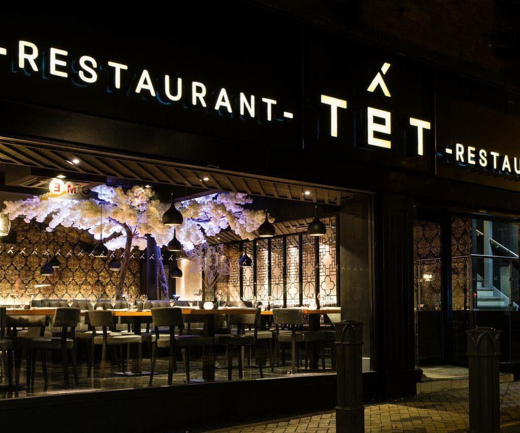 tet restaurant in wakefield