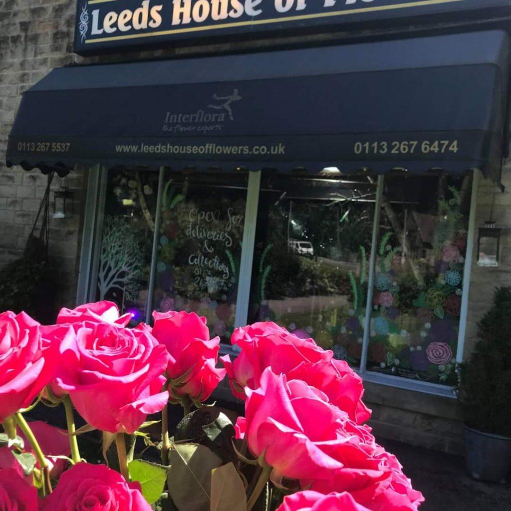 florists in leeds